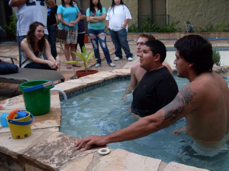 Jose baptism 1